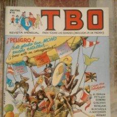 Cómics: TBO - Nº 10 - NOVIEMBRE 1988. Lote 101764659