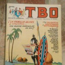 Cómics: TBO - Nº 1 - FEBRERO 1988. Lote 101764819