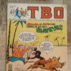 Cómics: TBO - Nº 28 - MAYO 1990. Lote 101765651