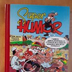 Cómics: SUPER HUMOR - MORTADELO Y FILEMON - Nº 33. Lote 102149495