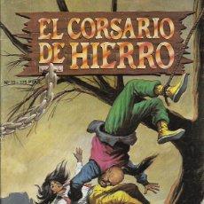 Cómics: EL CORSARIO DE HIERRO * EL BOYARDO TAMAROFF *. Lote 102402459