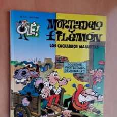 Cómics: OLE - EDICIONES B - Nº 71 - MORTADELO Y FILEMON - . Lote 102409567