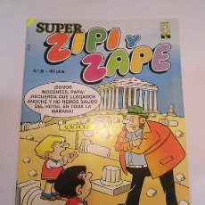 Cómics: SUPER ZIPI Y ZAPE - NUM 29 - EDICIONES B- 1988. Lote 102564532