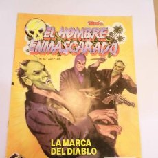 Cómics: EL HOMBRE ENMASCARADO EDICION HISTORICA - NUM 32 - EDICIONES B- 1988. Lote 102565382