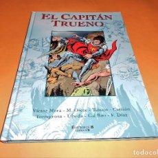 Cómics: EL CAPITAN TRUENO. VOLUMEN Nº 7 EDICIONES B. TAPA DURA. IMPECABLE.. Lote 102934643