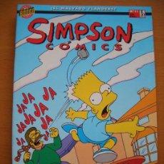 Cómics: SIMPSON COMICS #11 (EDICIONES B). Lote 102947131