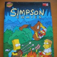 Cómics: SIMPSON COMICS #21 (EDICIONES B). Lote 102948007