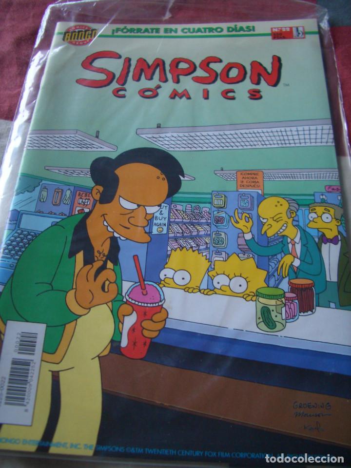 SIMPSON COMICS #22 (EDICIONES B) (Tebeos y Comics - Ediciones B - Otros)
