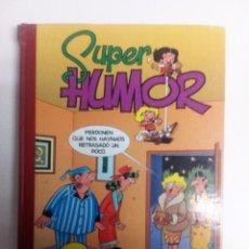 Cómics: SUPER HUMOR Nº 7 ZIPI Y ZAPE EDICIONES B, 1995 1ª EDICIÓN TAPA DURA. Lote 103097927