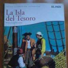 Cómics: CÓMIC LA ISLA DEL TESORO (2010) DE ROBERT LOUIS STEVENSON. JOYAS LITERARIAS JUVENILES DE EDICIONES B. Lote 103127187