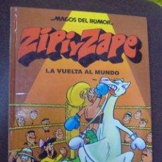 Cómics: MAGOS DEL HUMOR. ZIPI Y ZAPE. Nº 13. LA VUELTA LA MUNDO. Lote 103255847