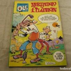 Fumetti: MORTADELO Y FILEMÓN. LO QUE EL VIENTO SE DEJÓ. COLECCIÓN OLÉ! EDICIONES B. Lote 103265763