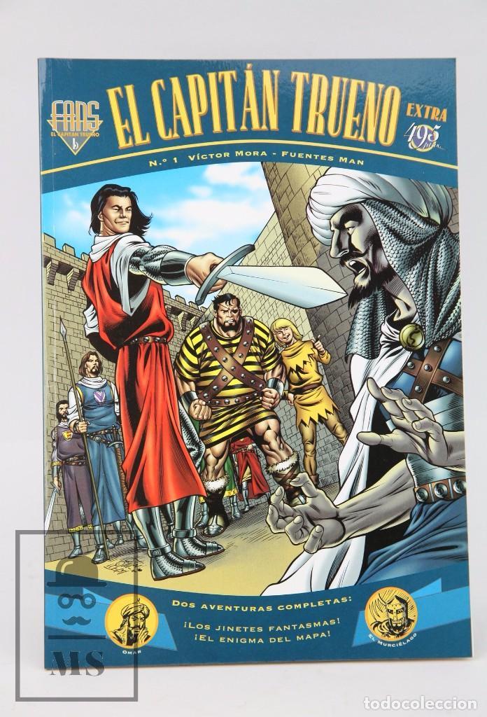 Cómics: Lote De Cómics - El Capitan Trueno Extra Del Número 1 Al 31 - Ediciones B - Año 1998 - Foto 2 - 103400471