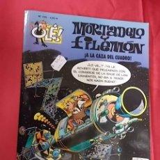 Cómics: OLE. MORTADELO Y FILEMON. Nº 105. ¡A LA CAZA DEL CUADRO!. EDICIONES B. Lote 103633087