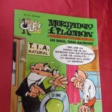 Cómics: OLE. MORTADELO Y FILEMON Y ROMPETECHOS. Nº 114. LOS DEMAS TODOS MALTRECHOS . EDICIONES B. 1ª EDICIÓN. Lote 103633363