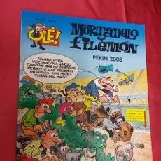 Cómics: OLE. MORTADELO Y FILEMON Y ROMPETECHOS. Nº 182. PEKIN 2008 . EDICIONES B. 1ª EDICIÓN. Lote 103633687
