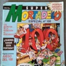 Cómics: SUPER MORTADELO ESPECIAL 100 - EDICIONES B - NO INCLUYE EL POSTER. Lote 103844491