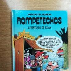 Cómics: ROMPETECHOS COMBINADO DE RISAS (MAGOS DEL HUMOR #45) (1ª EDICION OCTUBRE 1992). Lote 103864935
