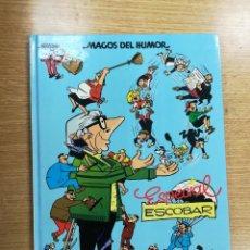 Cómics: ESPECIAL ESCOBAR (MAGOS DEL HUMOR #57) (1ª EDICION MAYO 1994). Lote 103865119