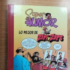 Cómics: SUPER HUMOR ZIPI Y ZAPE ESCOBAR #14 LO MEJOR DE ZIPI Y ZAPE (1ª EDICION 2004). Lote 103867199