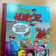 Cómics: SUPER HUMOR ZIPI Y ZAPE ESCOBAR #1 (1ª EDICION 2001). Lote 103868743