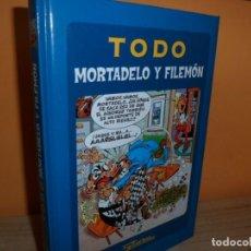 Cómics: TODO MORTADELO Y FILEMON 7. Lote 103933007