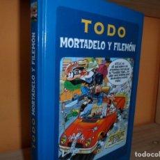 Cómics: TODO MORTADELO Y FILEMON VOL.8. Lote 103933535
