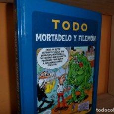 Cómics: TODO MORTADELO Y FILEMON VOL.18. Lote 103934123