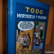 Cómics: TODO MORTADELO Y FILEMON VOL.17. Lote 103934415
