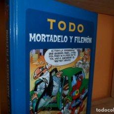 Cómics: TODO MORTADELO Y FILEMON VOL.10. Lote 103934551