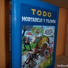 Cómics: TODO MORTADELO Y FILEMON VOL.19. Lote 103934759