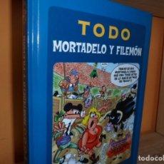 Cómics: TODO MORTADELO Y FILEMON VOL.16. Lote 103935055