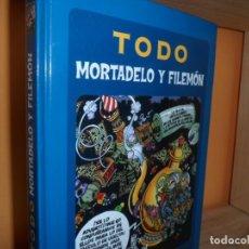 Cómics: TODO MORTADELO Y FILEMON VOL.6. Lote 103935303