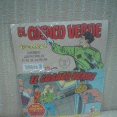 Cómics: EL COSACO VERDE - ENTREGA Nº 16 (FACSÍMILES 91 AL 96) - EDICIONES B. Lote 104277427