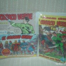 Cómics: EL COSACO VERDE - ENTREGA Nº 24 (FACSÍMILES 139 AL 144 + ALMANAQUE 1961) - EDICIONES B. Lote 104277823
