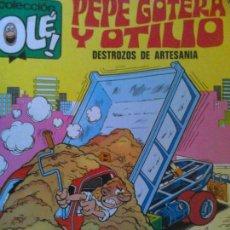 Cómics: PEPE GOTERA Y OTILIO 31. Lote 104532479