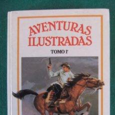 Cómics: AVENTURAS ILUSTRADAS TOMO 1 EDICIONES B. Lote 104594039