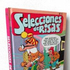 Cómics: SELECCIONES DE RISA NUMERO 4 *** MORTADELO Y FILEMON. Lote 104606143