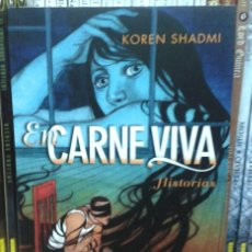 Cómics: EN CARNE VIVA, DE KOREN SHADMI. EDICIONES B. Lote 104709115