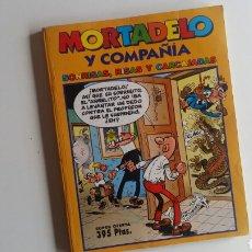 Cómics: (SEVILLA) MORTADELO Y COMPAÑÍA N° 8. Lote 104770135