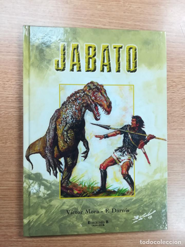 SUPER JABATO #5 (Tebeos y Comics - Ediciones B - Clásicos Españoles)
