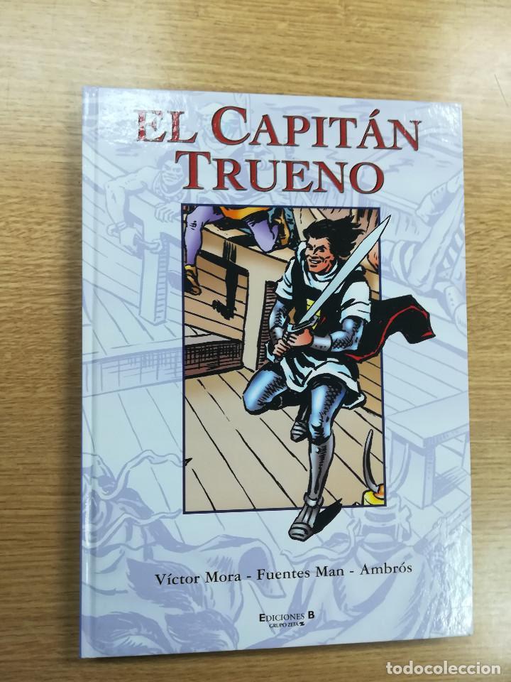 CAPITAN TRUENO TOMO #5 (Tebeos y Comics - Ediciones B - Clásicos Españoles)