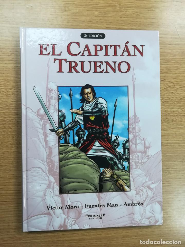 CAPITAN TRUENO TOMO #3 SEGUNDA EDICION (Tebeos y Comics - Ediciones B - Clásicos Españoles)