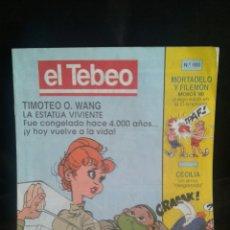 Cómics: EL TEBEO. EDICIONES B, S.A. 1991. Lote 104866947
