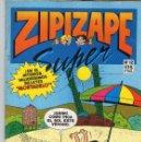 Cómics: SUPER ZIPI Y ZAPE - Nº 12 - CON BILLETES MORTADELO - EDICIONES B - AÑO 1987.. Lote 104966655