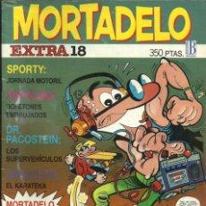 Cómics: MORTADELO - IBAÑEZ - EXTRA 18 - EDICIONES B. Lote 105287355