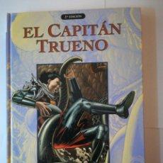 Cómics: LOTE DE 6 TOMOS DE EL CAPITÁN TRUENO. Lote 105323986