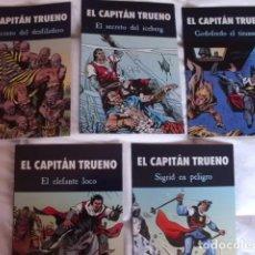 Cómics: LOTE CAPITAN TRUENO EDICIONES B. Lote 105507463