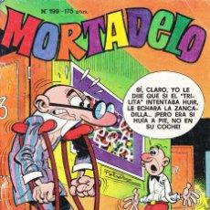 Cómics: MORTADELO 199 EDICIONES B. 1987. Lote 105532139