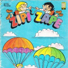 Cómics: ZIPI Y ZAPE 183. EDICIONES B 1987. Lote 105532695